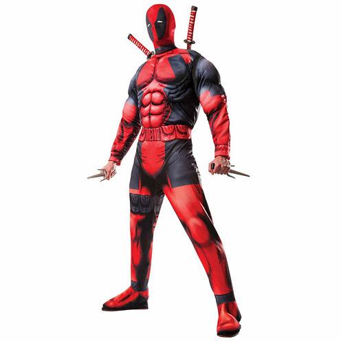 Buyseasons Deadpool 3-pc. Marvel Dress Up Costume