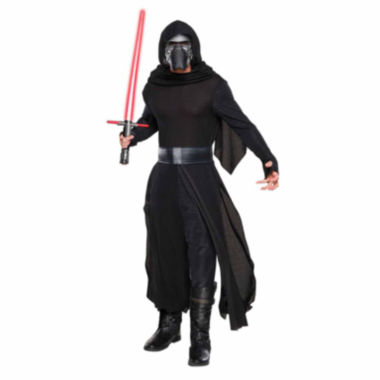 jcpenney.com | The Force Awakens - Mens Kylo Ren 4-pc. Star Wars Dress Up Costume