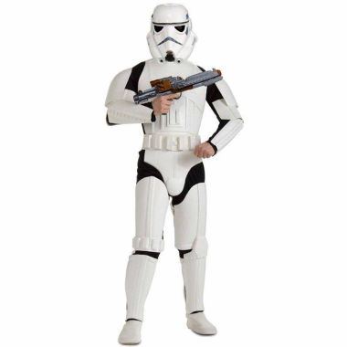jcpenney.com | Star Wars Stormtrooper Adult Star Wars 2-pc. Dress Up Costume