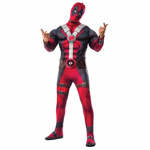 Deadpool Movie 2-pc. Marvel Dress Up Costume