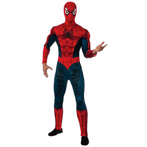 Adult Spider-Man 2-pc. Spiderman Dress Up Costume