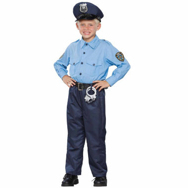 jcpenney.com | Policeman 5-pc. Dress Up Costume