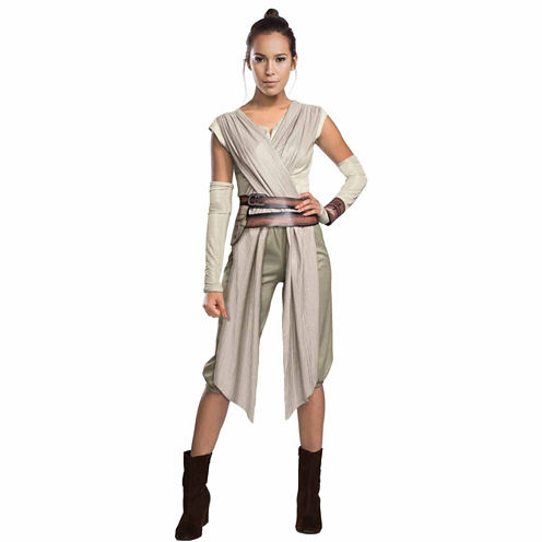 The Force Awakens Rey 5-pc. Star Wars Dress Up Costume