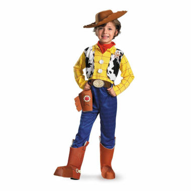 jcpenney.com | Disney Toy Story Woody 4-pc. Dress Up Costume
