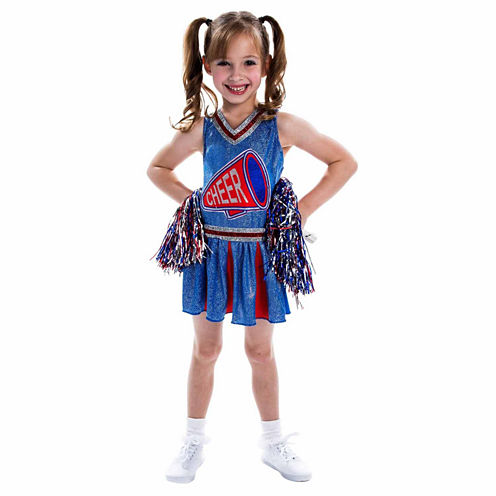 Cheerleader 3-pc. Dress Up Costume