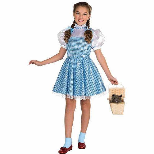 The Wizard Of Oz Dorothy 2-pc. Dress Up Costume