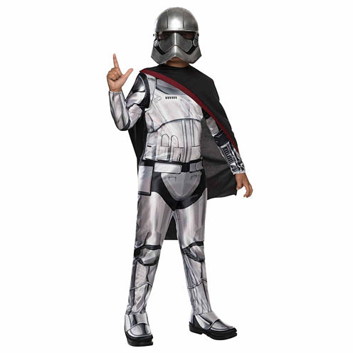 Star Wars:  The Force Awakens - Kids Captain Phasma Classic Costume - Small