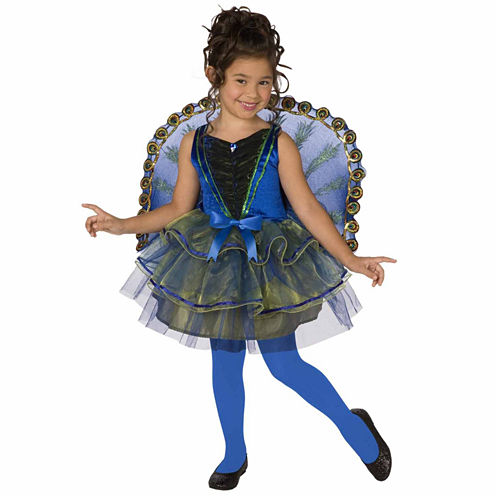 Pretty Peacock 2-pc. Dress Up Costume