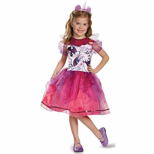 My Little Pony Twilight Sparkle My Little Pony 3-pc. Dress Up Costume
