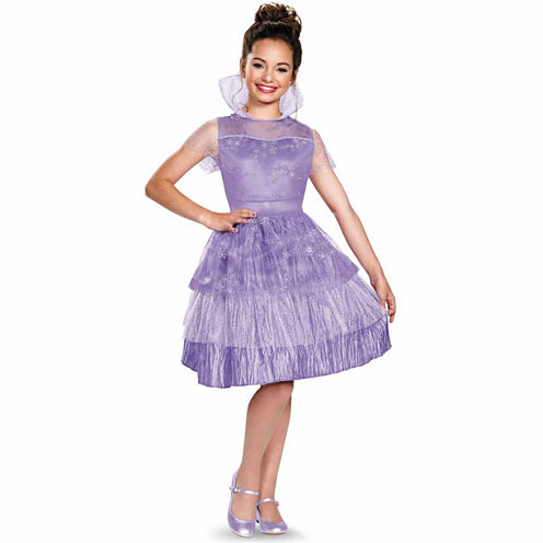 Buyseasons Disney Mal Coronation Descendants Dress Up Costume