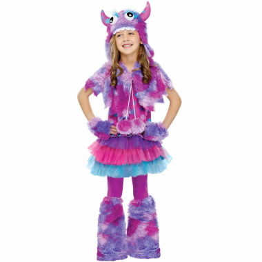 jcpenney.com | Polka Dot Moster 5-pc. Dress Up Costume