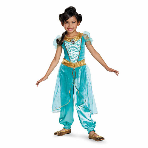 Disney Jasmine Sparkle Princess 2-pc. Dress Up Costume