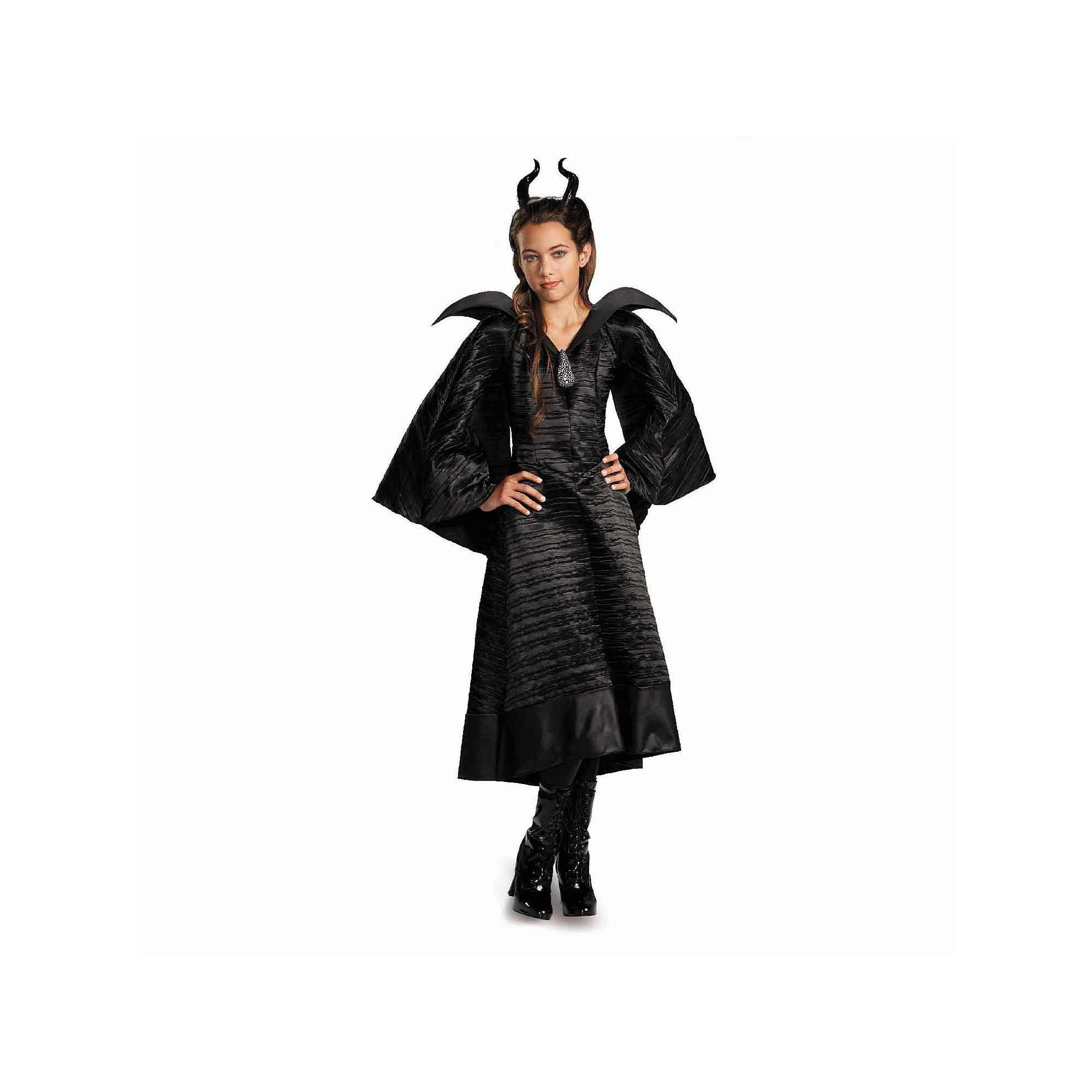 Buyseasons Maleficent Christening Gown 3-pc. Disney Princess Dress Up Costume plus size,  plus size fashion plus size appare