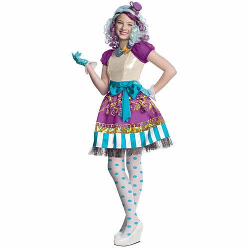 Ever After High -  Madeline Hatter Child Costume -Medium (8-10)