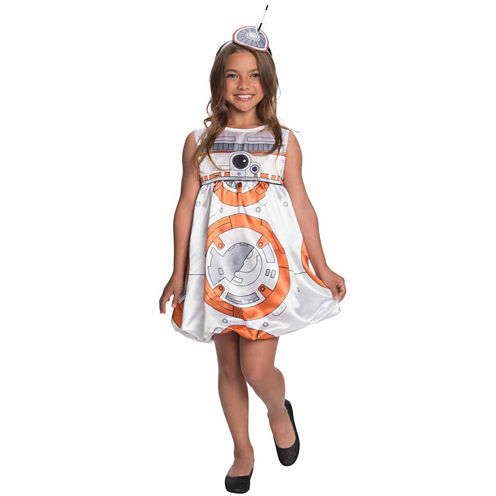 Bb8 2-pc. Star Wars Dress Up Costume