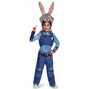 jcpenney.com | Judy Hopps 4-pc. Zootopia Dress Up Costume