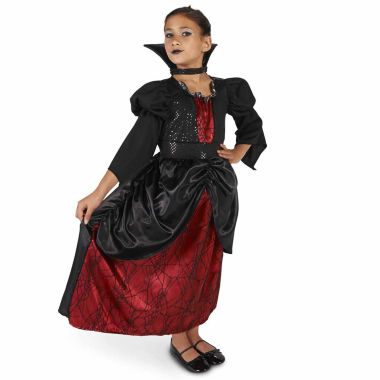 jcpenney.com | Little Vampire Queen Dress Up Costume