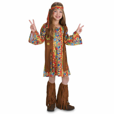 jcpenney.com | Fringe 60's Hippie Child Costume Small (4-6)