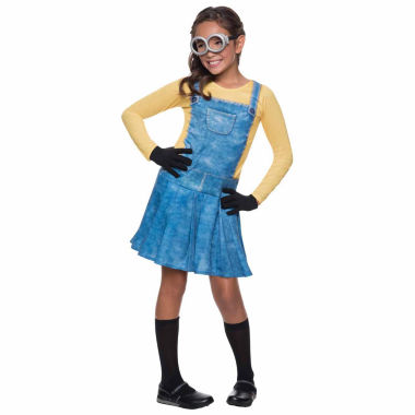jcpenney.com | Minions Movie Minons 4-pc. Dress Up Costume