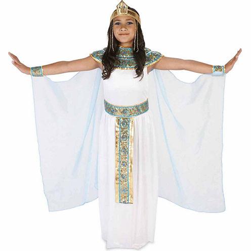 Buyseasons Pharoah'S Princess 3-pc. Dress Up Costume