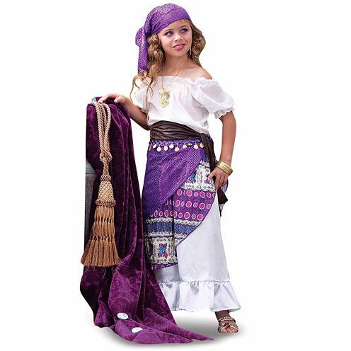 Gypsy 3-pc. Dress Up Costume
