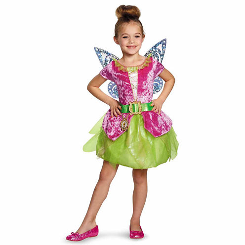 Tinker Bell And Pirate Tink Toddler Costume