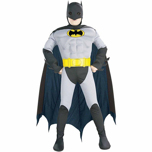 Muscle Chest Toddler 4-pc. DC Comics Dress Up Costume