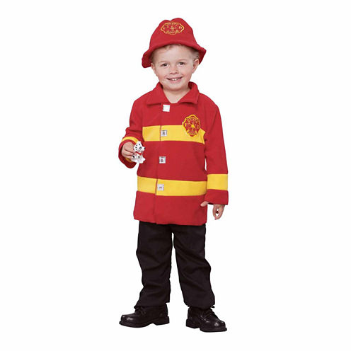 Brave Firefighter Toddler 2-pc. Dress Up Costume