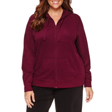 jcpenney.com | Made For Life Fleece Jacket-Plus