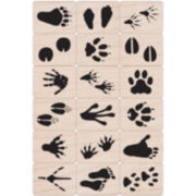 Ink 'n Stamp Tub—Animal Prints