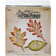 Sizzix® Bigz™ Die, Tattered Leaves