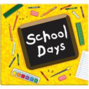 School Days Scrapbook Album – Yellow