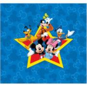 Mickey Postbound Memory Album