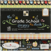 Grade School Paper Stack-48 Sheets