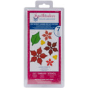 Spellbinders™ Shapeabilities® Die, 7pc. Layered Poinsettia