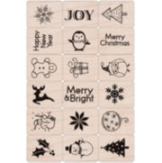 Hero Arts Ink 'n Holiday Stamp Set