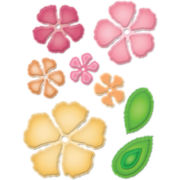 Spellbinders™ Shapeabilities® Rose Creations 8-pc. Die Set