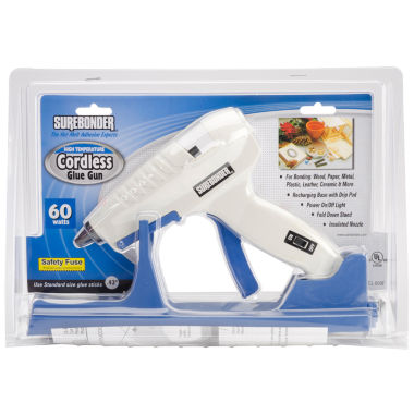 jcpenney.com | Surebonder High-Temperature Cordless Glue Gun