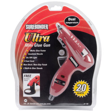 jcpenney.com | Surebonder® Dual-Temp Ultra Mini Glue Gun