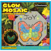 Milestones Glow in the Dark Mosaic Stone Kit