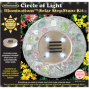 Illuminations Solar Step-Stone Kit