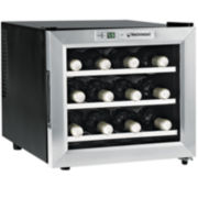 Wine Enthusiast® 12-Bottle Silent Wine Refrigerator