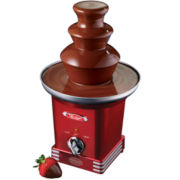 Nostalgia Electrics™ Chocolate Fondue Fountain