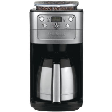 jcpenney.com | Cuisinart® 10-Cup Grind & Brew™ Thermal Coffee Maker