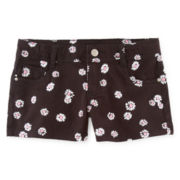 Total Girl® Print Shorties - Girls 7-16 and Plus