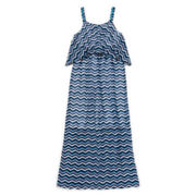Disorderly Kids® Chevron Maxi Dress - Girls 7-16