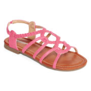 Arizona Briar Girls Strap Sandals - Big Kids