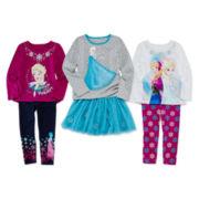 Disney Apparel by Okie Dokie® Tee, Tutu or Leggings - Toddler Girls 2t-5t