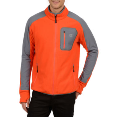 jcpenney.com | Champion® Textured Pill-Resistant Microfleece Jacket