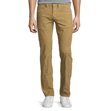 Arizona Skinny Stretch Corduroy Pants - JCPenney